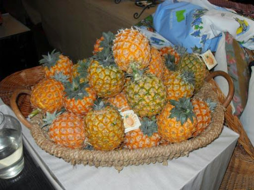 Azores Sweet Pineapples