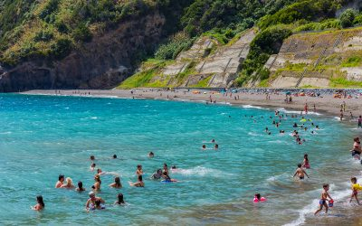 azores sao miguel beach