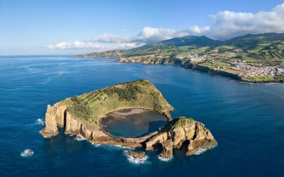 Whale watching island azores sao miguel