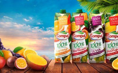 Compal Sumol Juice Azores Islands Fruits