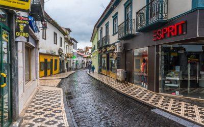 Azores Shopping Ponta Delgada Stores