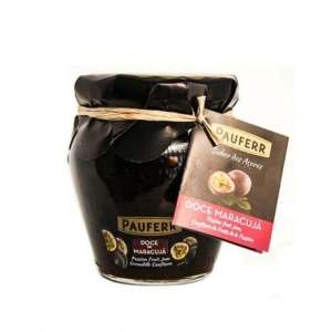 doce maracuja passion fruit azores jam