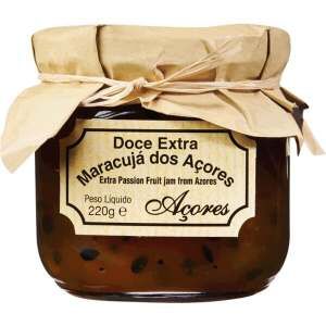 azores maracuja passion fruit jam
