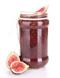 farm fresh fig jam from the Azores islands