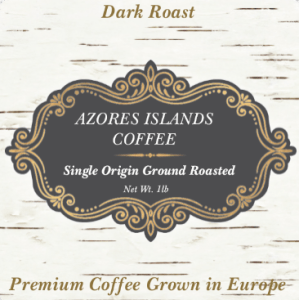 Portugal Coffee Azores Dark Roast