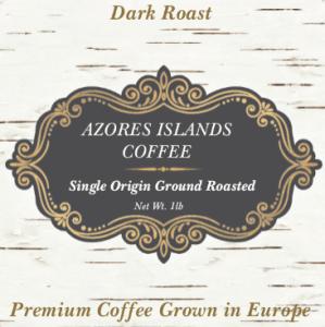 Portugal Coffee Azores Dark Roast