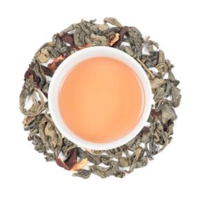azores hibiscus green tea