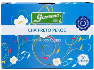 cha preto pekoe acores black tea Azores Portugal