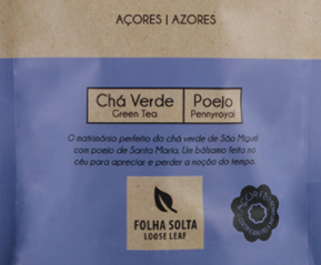 European Azores Mint Tea