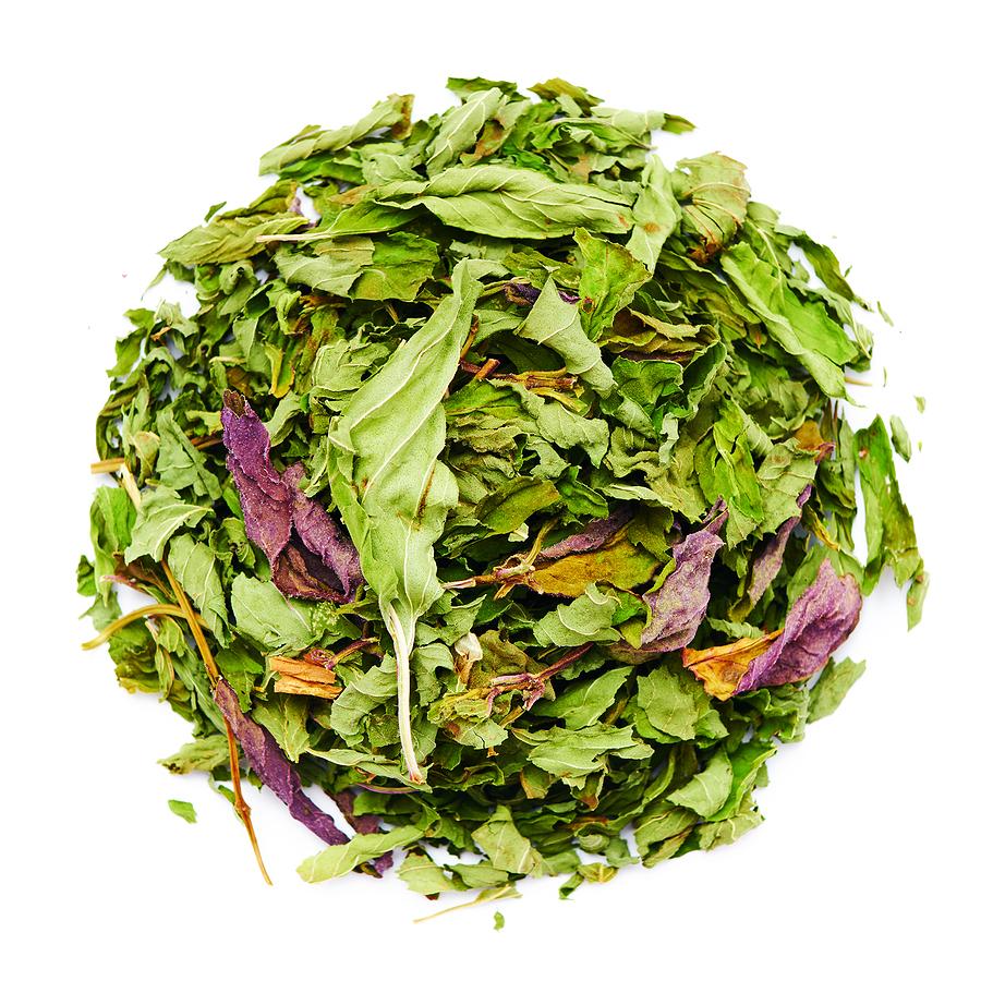 Peppermint Azores Green Loose Leaf Tea
