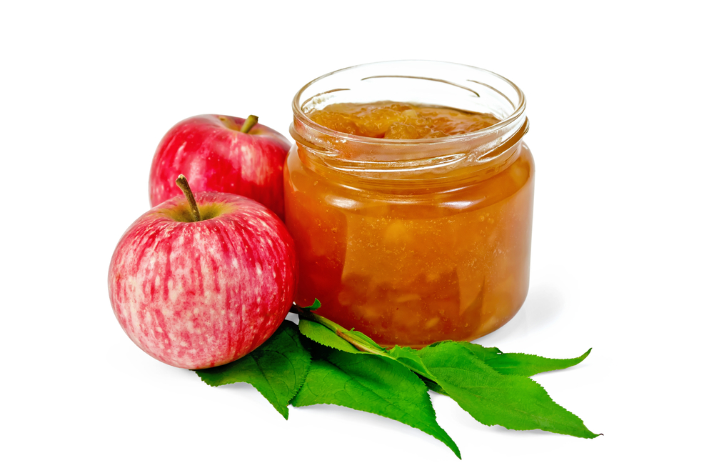 Azores Apple Jam from Sao Miguel Island Shopping Store