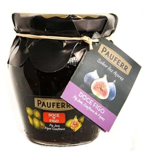 azores islands fig fruit jam