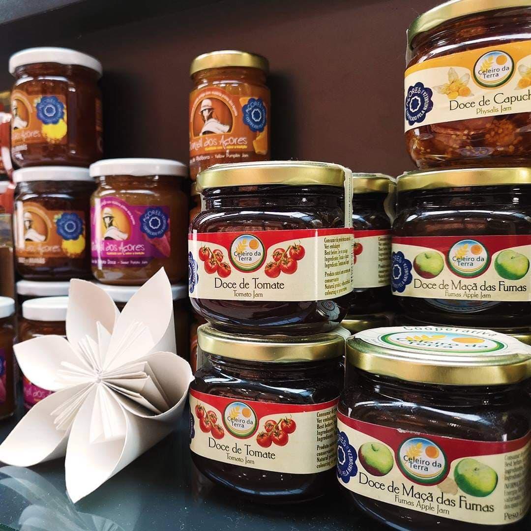 azores online jam store