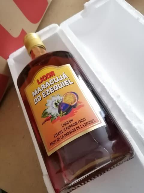 azores brewery passion fruit liquor