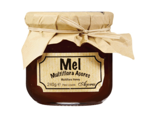 azores multi flower honey