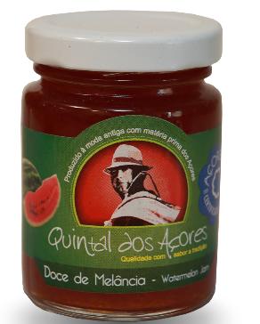 azores portuguese watermelon jam
