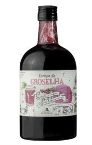 azores red currant fruit syrup