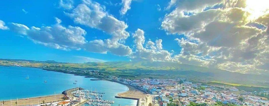 Azores Cruise Tours Ocean View