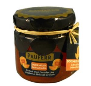 Cantaloupe Azores Jam