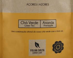 Azores Pineapple Ananas Green Tea Cha