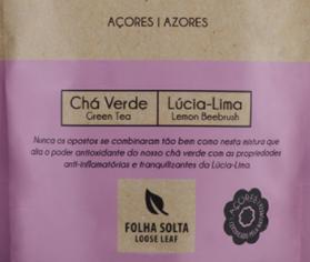 Harrods Lemon Verbena Tea Azores