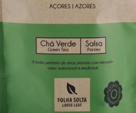 Portuguese Azores Green Detox Tea